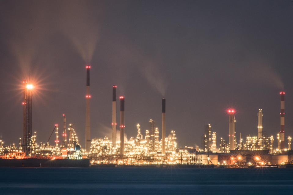 Doan Xuan Than, a 47-year-old Vietnamese national, was part of two syndicates that made away with marine gas oil from Shell Eastern Petroleum's refinery at Pulau Bukom. (Yahoo News Singapore file photo)