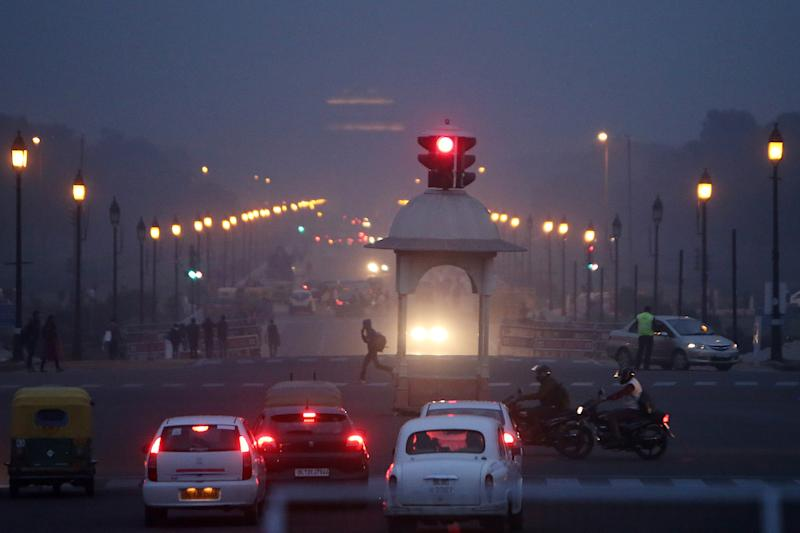 Scale of India's Air Pollution Crisis Revealed in New Data
