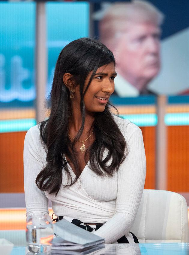Ash Sarkar on 'GMB'