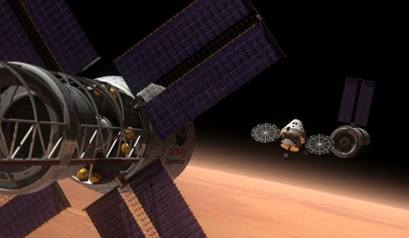 Mission to Mars: Why Russia & US Should Tag Team Red Planet