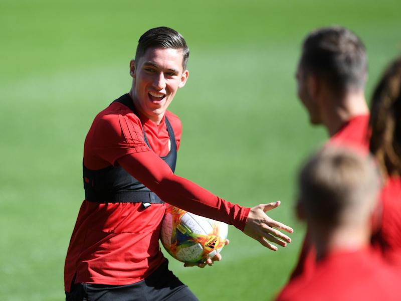 Harry Wilson thinks Wales have the ability to beat Croatia: Getty