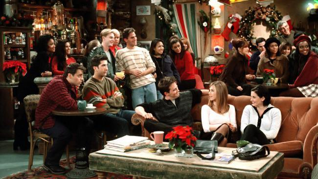 One Christmas Eve.Ranking The Friends Christmas Episodes On Their Holiday Cheer