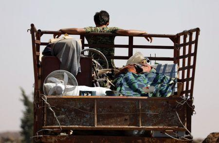 USA tells Syria rebels not to expect help against army assault
