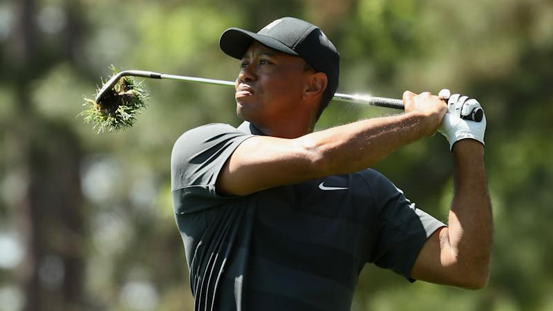 Tiger Woods hints regret at playing The Northern Trust