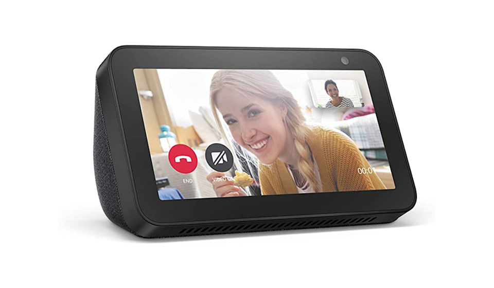 Stay connected with the Echo 5! It's 45 percent off on Amazon's Epic Daily Deals page! (Photo: Amazon)