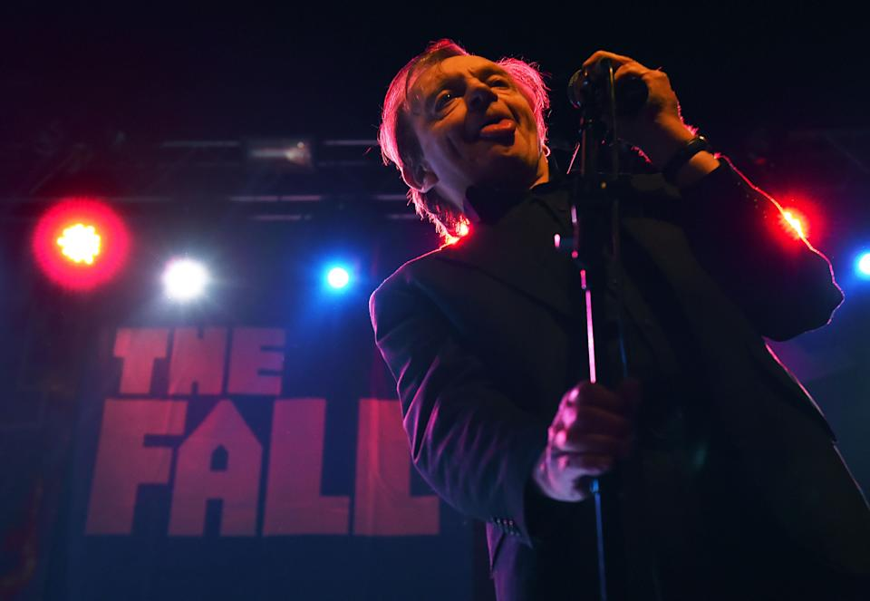<strong>Mark E Smith</strong><br /><strong>Frontman with The Fall (b. 1957)</strong><br /><br />The former dockworker formed The Fall in the mid-1970s and the band went on to be one of Britain's best-loved cult bands, famous for an anarchic post-punk style and Smith's habit of sacking bandmates. He was 60 when he passed away at home.