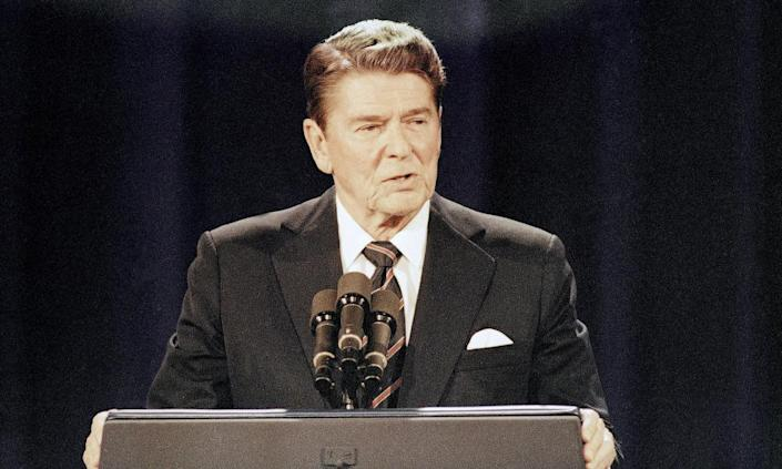 Ronald Reagan, at 69, was the oldest person elected to the presidency in 1980.