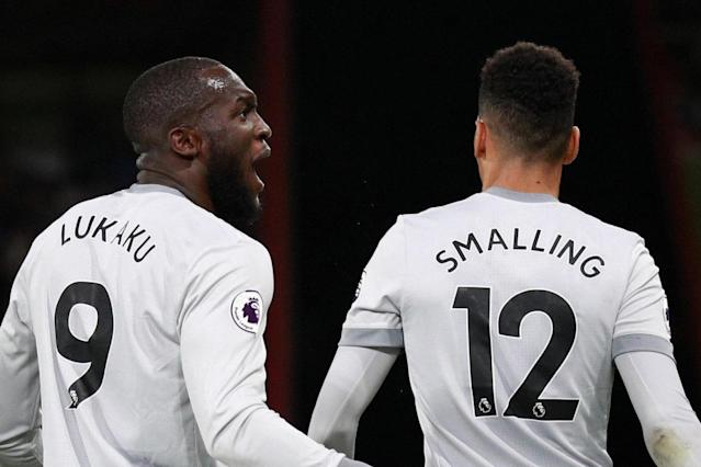 Romelu Lukaku says Manchester United 'well prepared' for Tottenham FA Cup semi-final after Bournemouth win