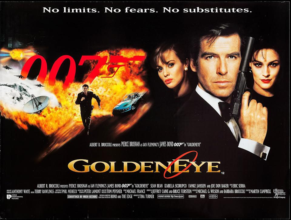 Pierce Brosnan's 007 debut tops the poll of hardcore Bond fans for a number of reasons. Firstly, it's just a great 90s action movie – relentless, stylish, packed with memorable action set pieces – but also it came at an incredibly crucial make-or-break moment for the films. Longtime producer Cubby Broccoli had passed on producing the films to his stepson and daughter - Michael G Wilson and Barbara Brocoli – after six years off the screens, and they just knocked it out of the park on their first attempt. (Eon/MGM)
