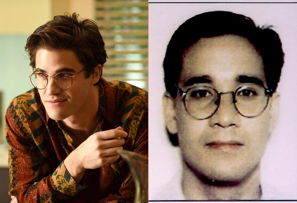 <p>The Emmy-nominated <em>Glee</em> alum and Broadway star steals the series with his portrayal of Cunanan, the serial killer who murdered five men during a three-month, cross-country spree, with Versace as his final victim. Testing when he was younger revealed Cunanan had a 147 IQ, and he charmed endless numbers of friends and wealthy older men, but he was also known to lie about his life and his family background — and, as the FX series focuses on, always seemed to be pretending he had a more luxurious life than he actually did. Already on the FBI's Ten Most Wanted list after the third murder, Cunanan killed himself eight days after shooting Versace.<br /> (Photo: FX/AP Photo) </p>