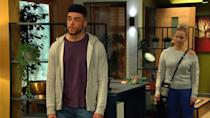 <p>She knows Nate only missed the meeting because he was supporting her.</p>