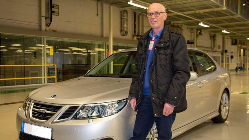 The Man Who Bought The Last Saab