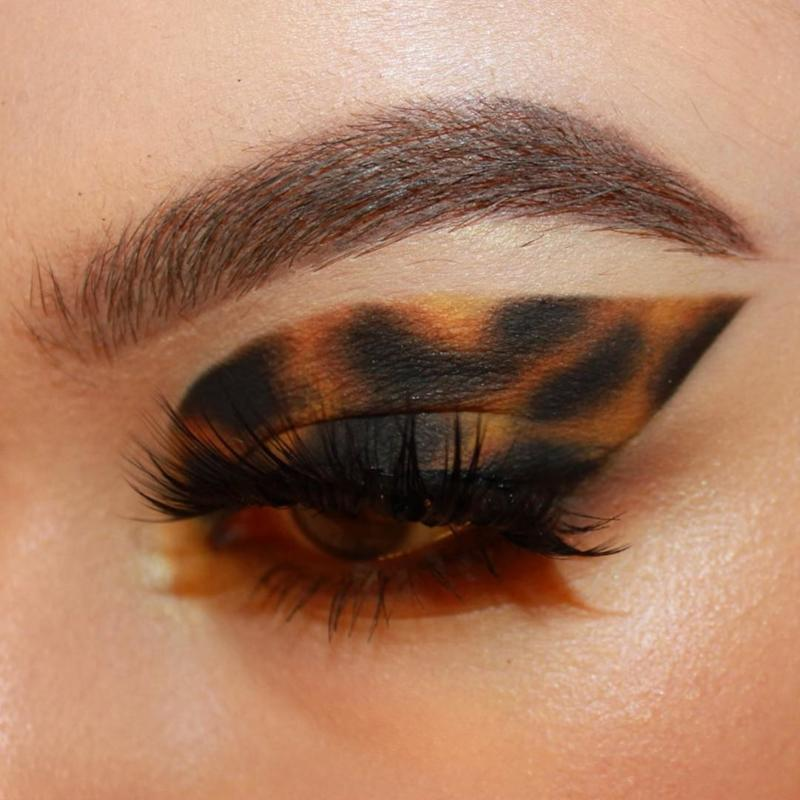 Tortoiseshell Makeup Is About to Fill Your Instagram Feed - Here's How to Re-Create It