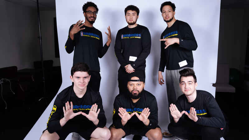 Warriors Gaming Squad clinch playoff spot after Tuesday's win vs. T-Wolves
