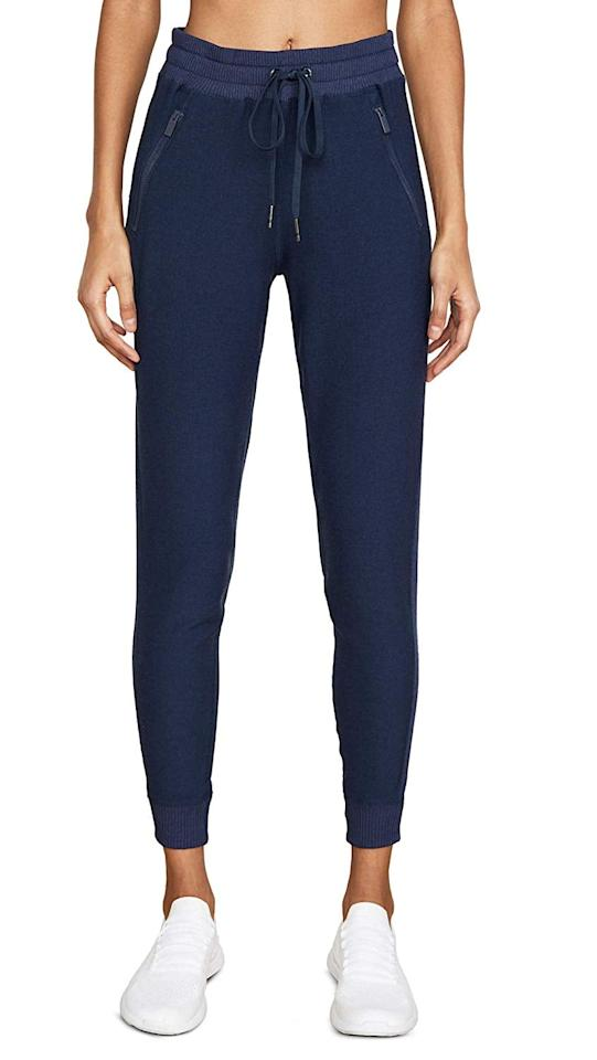 """<p>Curl up in these cozy <a href=""""https://www.popsugar.com/buy/Alala-Rise-Joggers-505220?p_name=Alala%20Rise%20Joggers&retailer=amazon.com&pid=505220&price=165&evar1=fit%3Aus&evar9=46793041&evar98=https%3A%2F%2Fwww.popsugar.com%2Ffitness%2Fphoto-gallery%2F46793041%2Fimage%2F46793042%2FAlala-Rise-Joggers&list1=shopping%2Camazon%2Cworkout%20clothes%2Cwinter&prop13=api&pdata=1"""" rel=""""nofollow"""" data-shoppable-link=""""1"""" target=""""_blank"""" class=""""ga-track"""" data-ga-category=""""Related"""" data-ga-label=""""https://www.amazon.com/ALALA-Womens-Rise-Joggers-X-Small/dp/B07YLYLG4F?s=shopbop&amp;ref_=sb_ts"""" data-ga-action=""""In-Line Links"""">Alala Rise Joggers</a> ($165).</p>"""