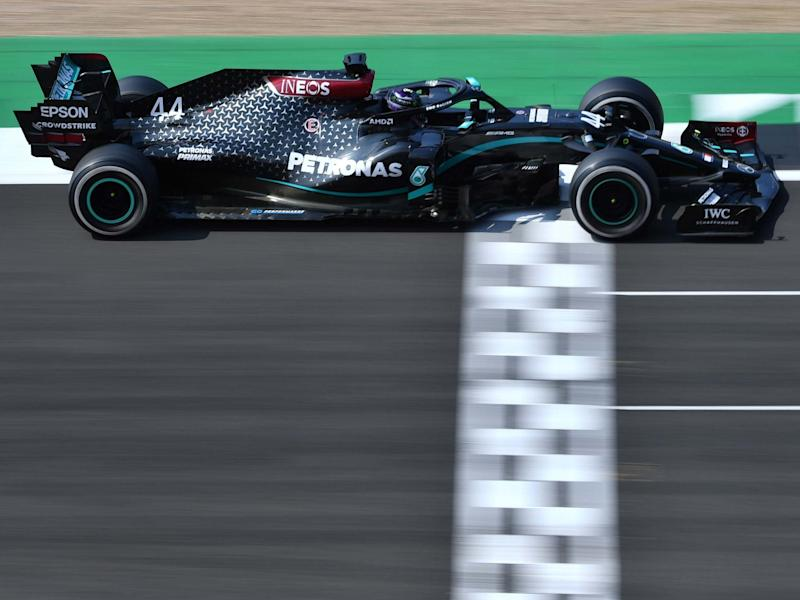Lewis Hamilton will look to get back to winning ways in Spain: Getty