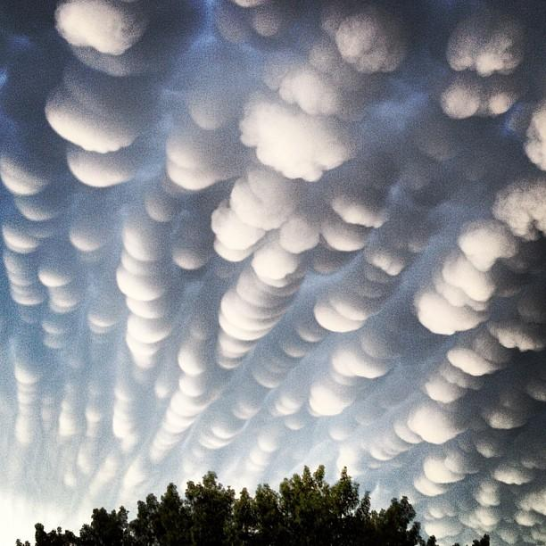 """(Photo courtesy of Preston Smoke/CBC.CA) <br> <br> <a href=""""http://www.cbc.ca/news/canada/saskatchewan/story/2012/06/26/sk-post-storm-sky-120626.html"""" rel=""""nofollow noopener"""" target=""""_blank"""" data-ylk=""""slk:Click here"""" class=""""link rapid-noclick-resp"""">Click here</a> for full story on CBC News"""
