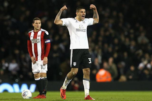 Slavisa Jokanovic hails missing link as Aleksandar Mitrovic keeps Fulham firing