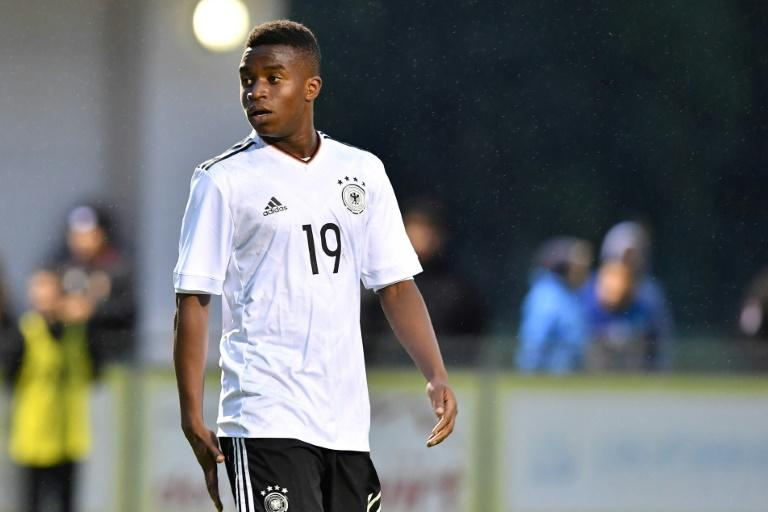 Dortmund wunderkind Youssoufa Moukoko, 15, last played for a junior Germany team back in September 2017