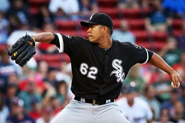 Jose Quintana is headed to the Cubs. (Getty Images)