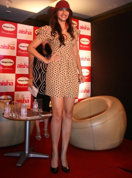 Sonam Kapoor at a promotional event