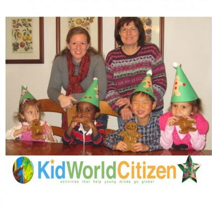"<div class=""caption-credit""> Photo by: Kid World Citizen</div><div class=""caption-title"">Family Traditions</div>In raising her ""mini United Nations"", Becky of <a rel=""nofollow"" href=""http://kidworldcitizen.org/2012/12/09/importance-of-family-traditions-and-a-look-at-ours-winter/"" target=""_blank"">Kid World Citizen</a> believes strongly in the power of tradition to raise happy kids: <i>""I think having a very good family bond is so important. One way to do this is to establish family traditions. Creating these special rituals will strengthen family bonds, teach children our family values, and give our kids a sense of identity and security within our family. I believe all of these help raise happy children, who feel loved.</i>"