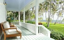 """<p>Of all the <a href=""""http://www.travelandleisure.com/travel-guide/florida-keys"""" rel=""""nofollow noopener"""" target=""""_blank"""" data-ylk=""""slk:Florida Keys"""" class=""""link rapid-noclick-resp"""">Florida Keys</a>, Islamorada has the homiest feel. Locals are happy to regale you with tales of family squabbles and fishing legends at any of the seaside <a href=""""http://www.travelandleisure.com/travel-guide/florida-keys/restaurants"""" rel=""""nofollow noopener"""" target=""""_blank"""" data-ylk=""""slk:watering holes"""" class=""""link rapid-noclick-resp"""">watering holes</a> . For an elevated dining experience, snag a barstool at Chef Michael's and order the whole <a href=""""http://www.travelandleisure.com/articles/hot-new-food-trends-worth-trying"""" rel=""""nofollow noopener"""" target=""""_blank"""" data-ylk=""""slk:lionfish"""" class=""""link rapid-noclick-resp"""">lionfish</a> (an invasive and tasty species threatening the Keys' ecosystem). It's a big plate, but doable for one. Rest your head at one of the cozy cottages at <a href=""""http://www.travelandleisure.com/travel-guide/islamorada/hotels/moorings-village-spa"""" rel=""""nofollow noopener"""" target=""""_blank"""" data-ylk=""""slk:Moorings Village"""" class=""""link rapid-noclick-resp"""">Moorings Village</a>, the dreamy enclave where <em>Bloodline</em> was filmed.</p>"""