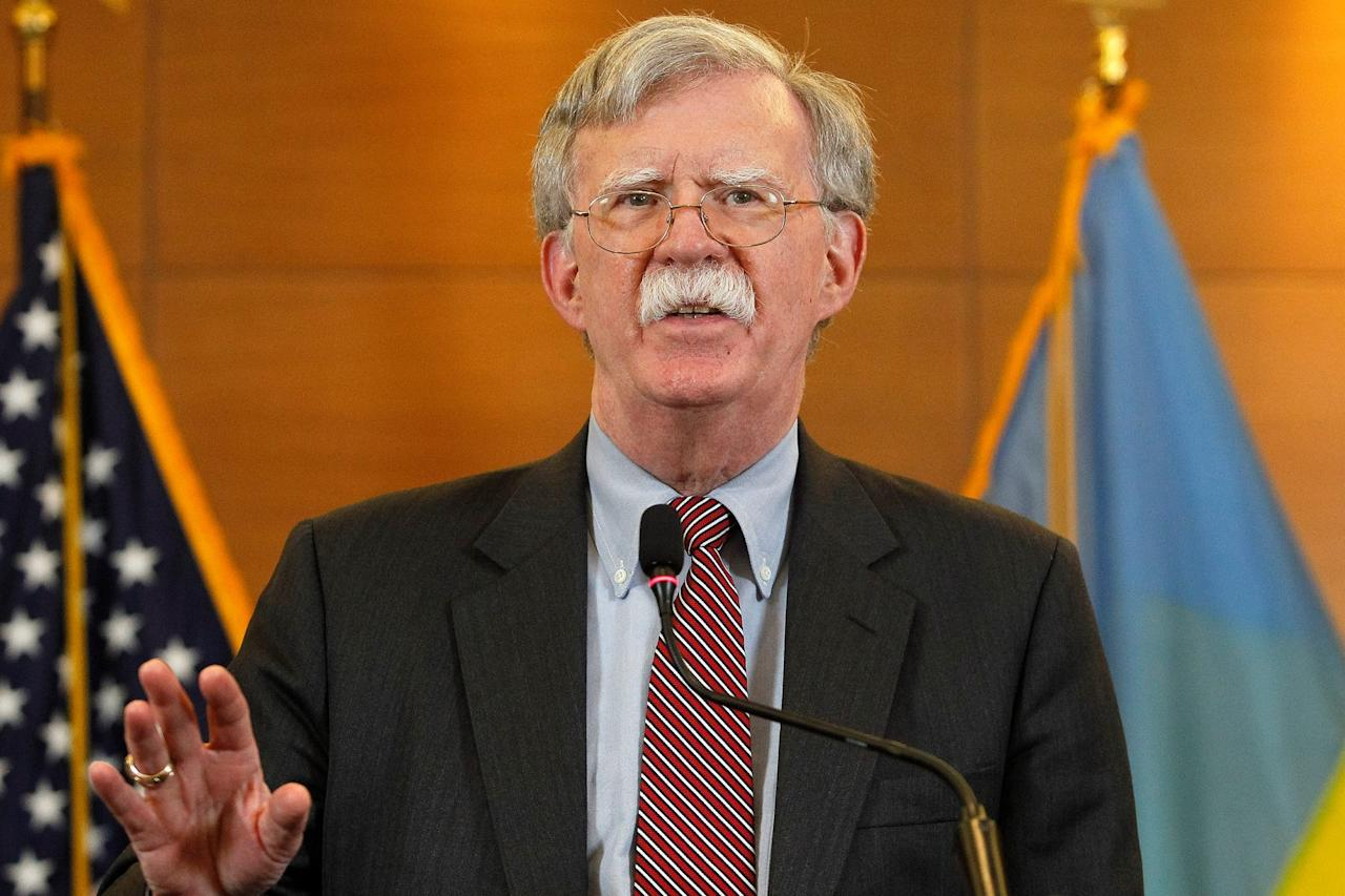 "<p>On Tuesday, in the manner of his many other professional breakups while in the White House, President Donald Trump abruptly announced he had asked John Bolton, his third national security advisor in three years, to resign.</p><p>""I disagreed strongly with many of his suggestions,"" Trump <a href=""https://twitter.com/realDonaldTrump/status/1171452880055746560"">wrote</a>.</p><p>A counter-narrative soon emerged, however, as Bolton <a href=""https://twitter.com/costareports/status/1171457513834696704"">reportedly insisted</a> that he had resigned and not been fired. According <a href=""https://www.washingtonpost.com/national-security/john-boltons-turbulent-tenure-comes-to-a-trumpian-end/2019/09/10/ddc1987c-d3eb-11e9-86ac-0f250cc91758_story.html"">to the <em>Washington Post</em></a>, Bolton's ouster after 17 months was the result of multiple deep-seated disagreements about foreign policy and an untenable lack of trust between the president and Bolton.</p>"
