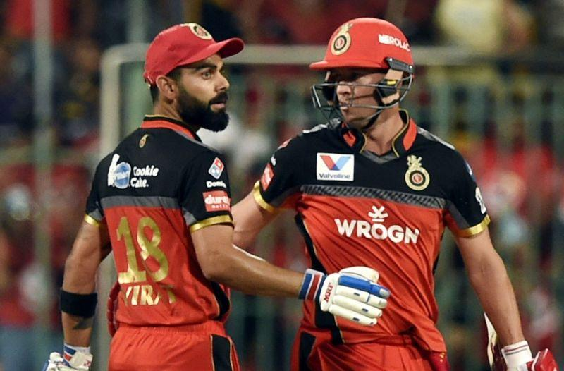 Virat Kohli and AB de Villiers are arguably the most coveted duo in IPL