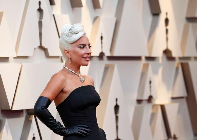 91st Academy Awards - Oscars Arrivals - Red Carpet - Hollywood, Los Angeles, California, U.S., February 24, 2019 - Lady Gaga wearing Alexander McQueen. REUTERS/Mario Anzuoni (Photo: Mario Anzuoni via Reuters)