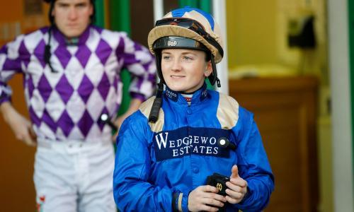 Talking Horses: Hollie Doyle breaks British female jockeys' record