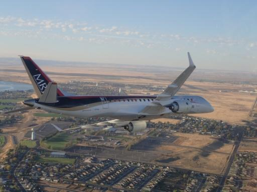 Mitsubishi MRJ Delayed Again, This Time for Two Years