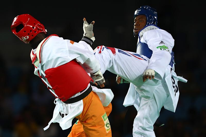 Lutalo Muhammad lost narrowly to Cheick Sallah Cisse of Cote d'Ivoire at the 2016 Rio Olympics