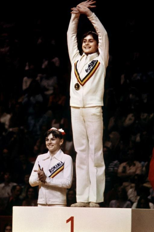 Romania's legendary gymnast Nadia Comaneci was brutalised by her coach along with other athletes, according a new book