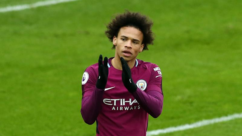 Sane: Premier League title an overwhelming feeling