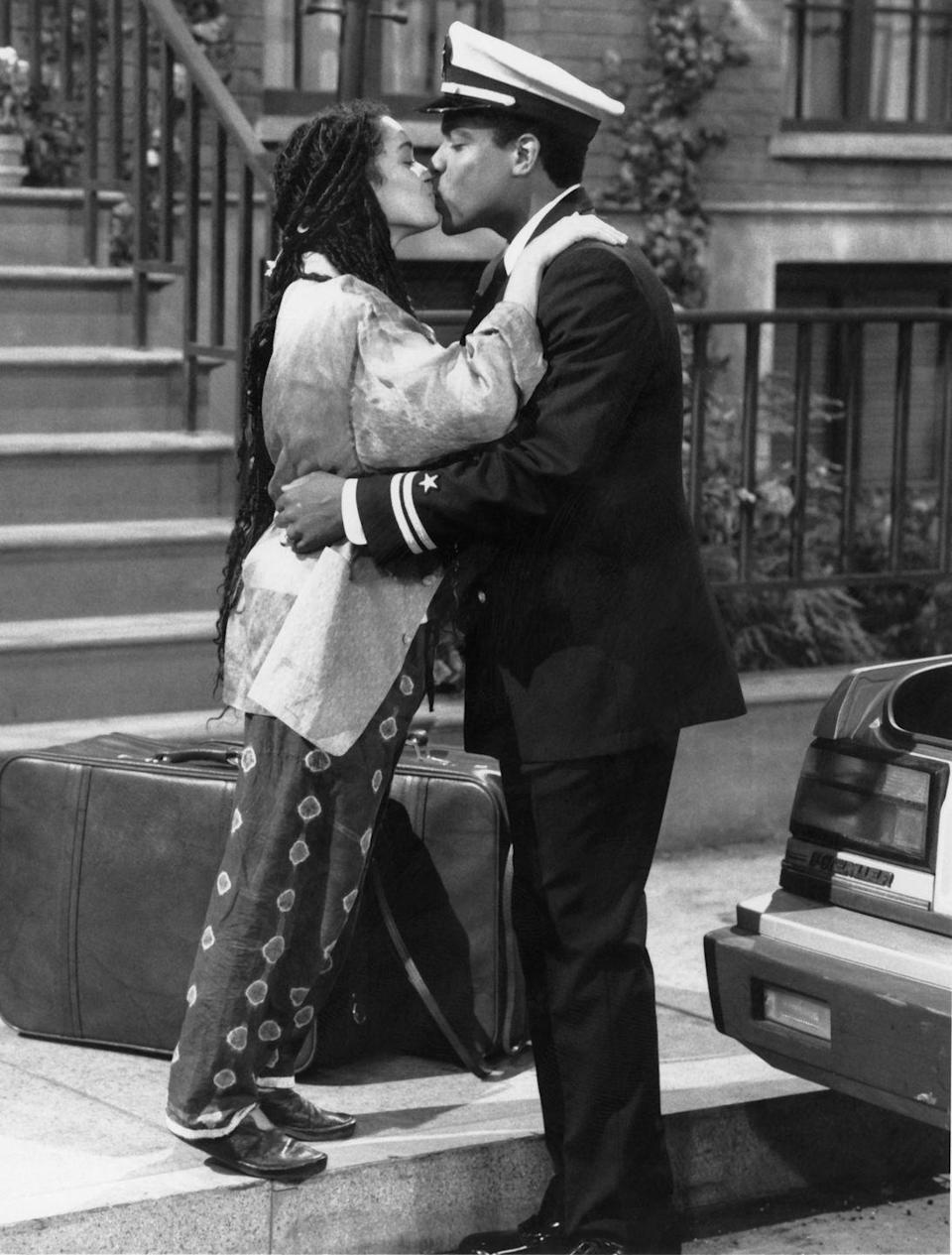 <p>The world was introduced to Lisa Bonet in 1984 when she took on the role of Denise Huxable on <em>The Cosby Show</em>. Denise was a style icon, always experimenting and playing with new ideas, and her hair was no different. The show ran for seven seasons and you can watch Bonet's hair journey throughout. From season one when she was playing around with straight styles to her final season wear she was sporting her signature long locs, Lisa Bonet reminds us that our hair is so versatile and that is the beauty of it. </p>