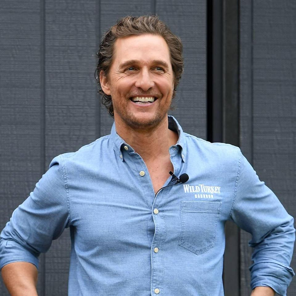 Matthew McConaughey Reveals Which One of His Famous Rom-Coms He'd Do a Sequel to