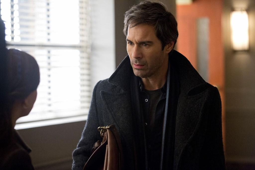 """Eric McCormack in the """"Perception"""" Season 2 Premiere, """"Ch Ch Changes."""""""