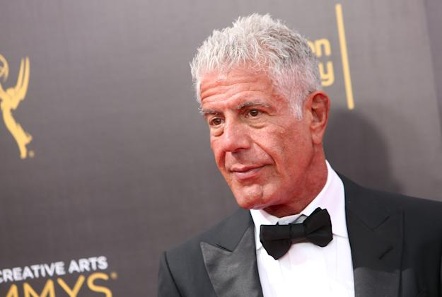 Anthony Bourdain Dies By Suicide Chef Parts Unknown