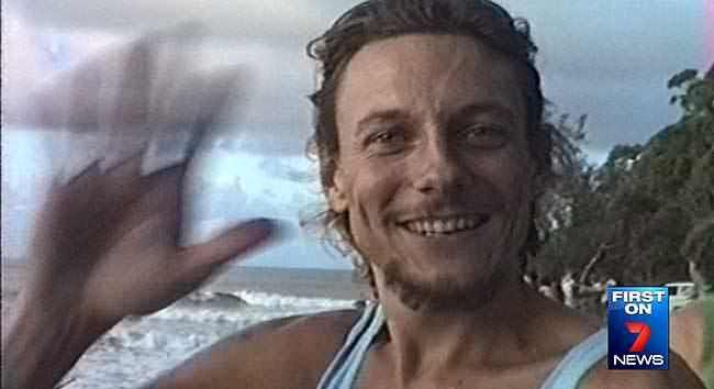 Brett Peter Cowan prior to his arrest for the murder of Daniel Morcombe. Source: 7News.