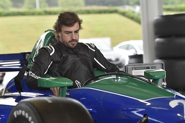 More difficult Indycars will 'suit Alonso better'