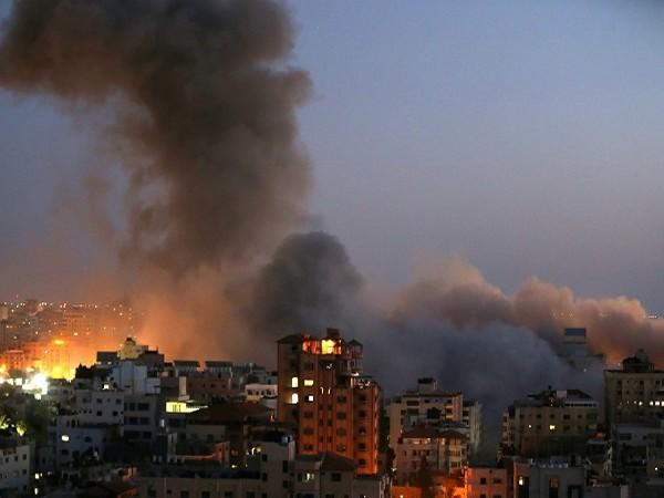 Scenes from the Israel-Palestine conflict (Credit: Reuters Pictures)