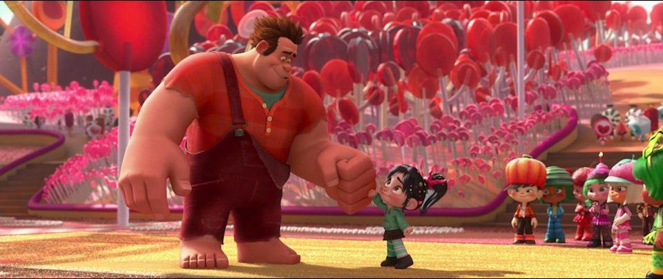 <p>Video game movies have rarely worked out, but <em>Wreck-It Ralph</em> bucked the trend with its brilliant world-building inside of an arcade. The movie also legitimized what some call the second renaissance for Walt Disney Animation Studios; the critical success of 2009's <em>The Princess and the Frog </em>and 2010's <em>Tangled </em>has continued all the way through present day. A <em>Wreck-It Ralph</em> sequel hits theaters November, 2018.</p>