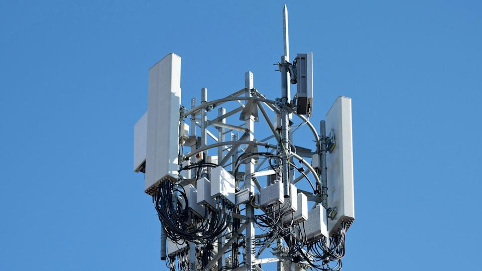 There have been a number of attacks on phone masts across the UK