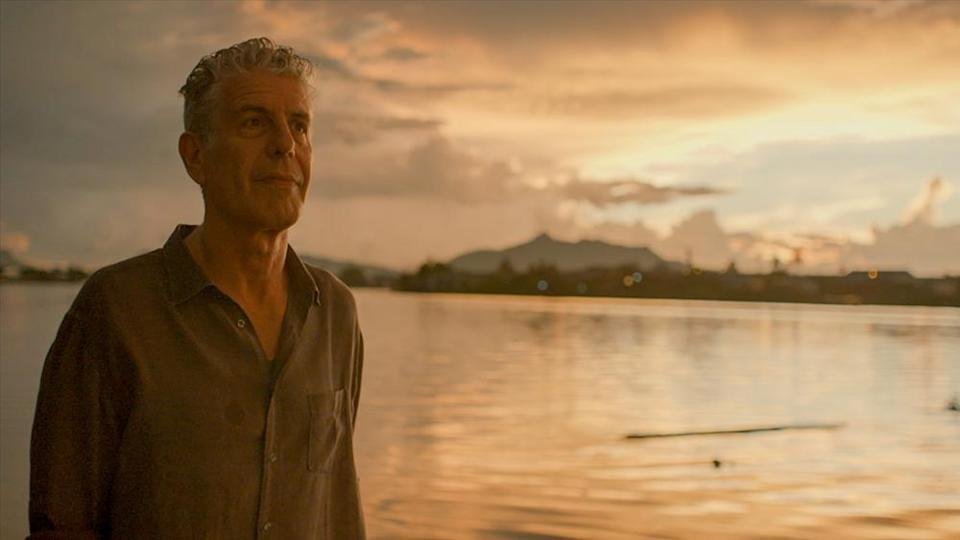 """Anthony Bourdain stars in Morgan Neville's documentary, """"Roadrunner"""" - Credit: Courtesy of Focus Features"""