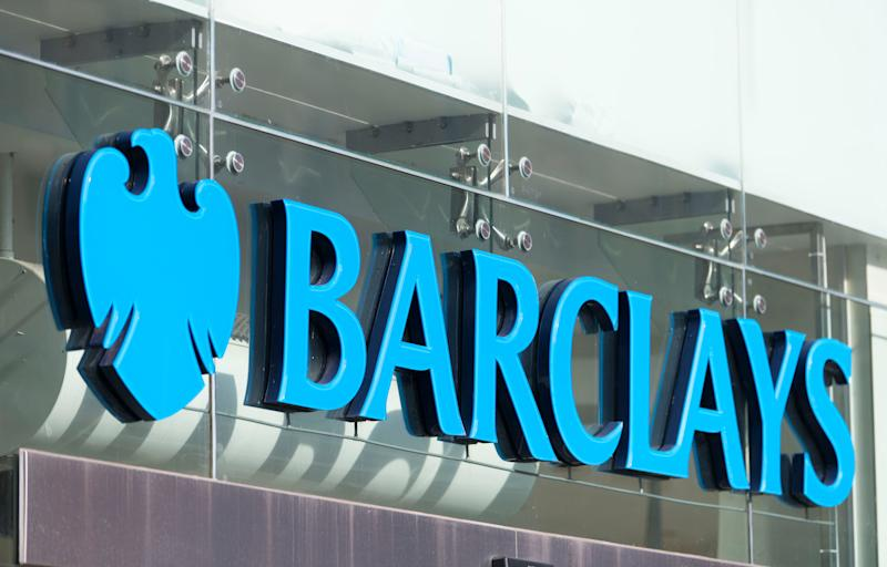 CARDIFF, UNITED KINGDOM - SEPTEMBER 10: A Barclays bank sign seen on September 10, 2018 in Cardiff, United Kingdom. (Photo by Matthew Horwood/Getty Images)