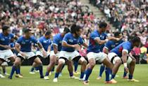 """Samoa's """"Siva Tau"""" is a warning to rivals"""