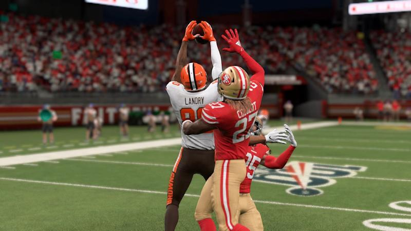 This could be the last time EA gets an NFL exclusive deal