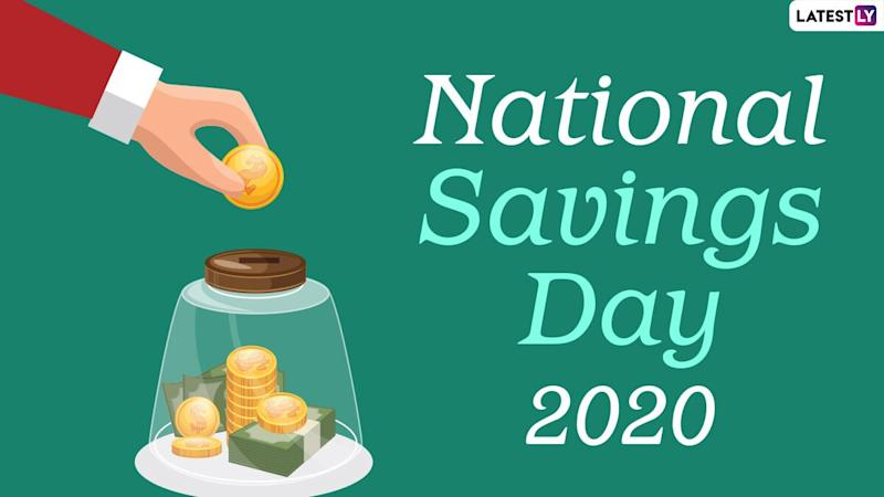 National Savings Day 2020: From Keeping Your Credit Card at Home to Utility Savings, Follow 6 Easy Tips to Limit Your Expenditure & Save Money for Future