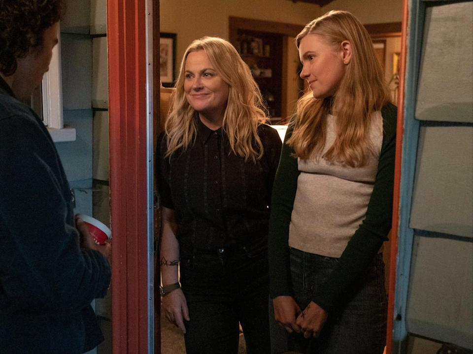 Amy Poehler's second Netflix film, 'Moxie', arrives in MarchColleen Hayes/Netflix